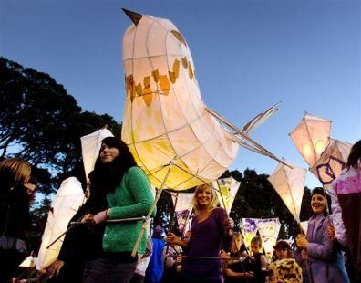 Opening ceremony - Taranaki International Arts Festival