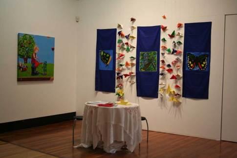 butterfly-wall