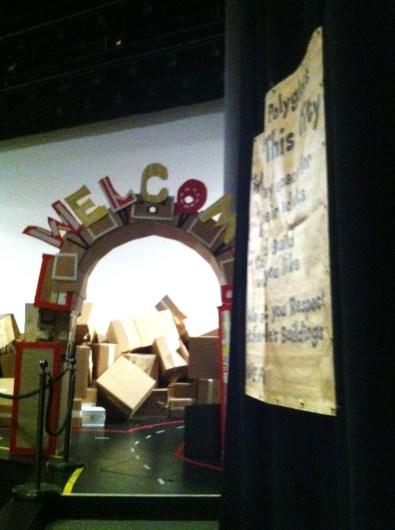 We Built this City- Polyglot Theatre