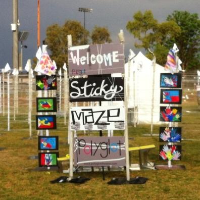 Sticky Maze _ Polyglot Theatre
