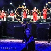 Woodford Folk Festival - Opening ceremony